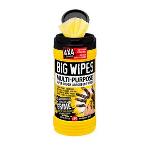 Big Wipes - Big Wipes sort 80 stk
