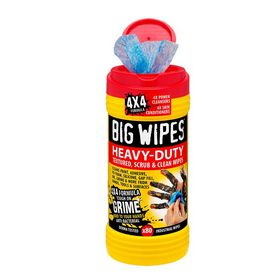 Big Wipes - Big rød 80 stk