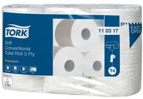 Tork - Toiletpapir Premium soft