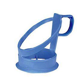 Abena - Kopholder plast blå a 25 stk