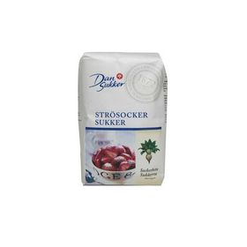 Dansukker - Sukker melis 2 kg