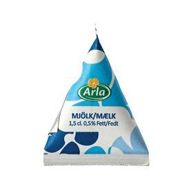 Arla - Arla mini-mælk 0,5%