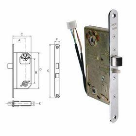 Assa Abloy - Elektromagnetisk lås EL580 12 & 24V DC