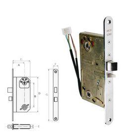 Assa Abloy - Magnetlås EL582 d50 enkelt falle H/V 12-24V