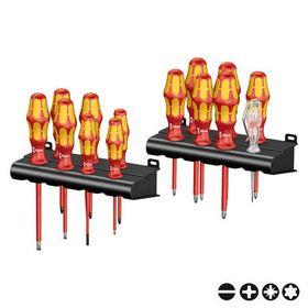 Wera - Kraftform skruetrækkesæt BigPack 1000V